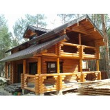 +Продам шикарный 2эт. дом-сруб в элитном поселке курортного типа