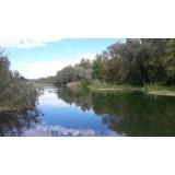 >В элитной зоне Чугуева – на берегу реки продам приват. участок