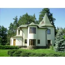 >Продам в заповедной зоне Змиевского р-на новый 3х уровневый дом