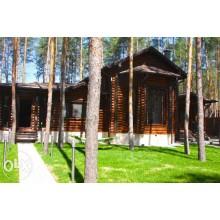 >Продам новый деревянный загородный дом на берегу Печенежского водохранилища