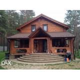 +Продам деревянный дом новой постройки