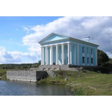 >Дом на острове