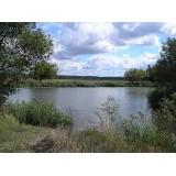 >Продам приват. участок 15 сот. в п. Печенеги в 150 м от реки Сев. Донец