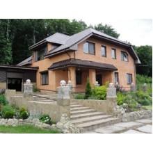 >Продам кирпичный дом с мансардой - 285 кв.м