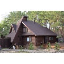 +Продам добротный дом-сруб в курортном поселке