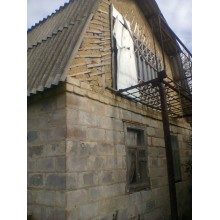 >Продам приват. участок 24 сотки с домом без внутренних работ. п. Малиновка