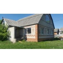 >Продам добротный дом с мансардой (новострой), пл. 182 кв.м c. Коробочкино
