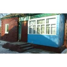 >В п. Малиновка по жилой улице продам участок с ветхим домом
